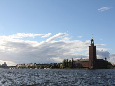 Víkend ve Stockholmu (fotogalerie)
