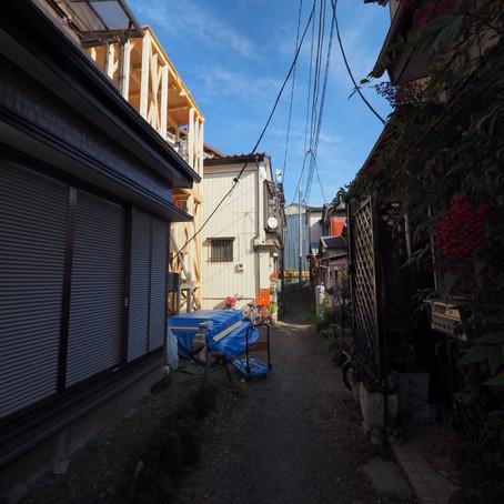 プロジェクト 川口の小規模住宅(1)