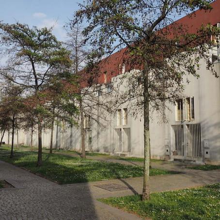 建築の旅 02ボウサの集合住宅