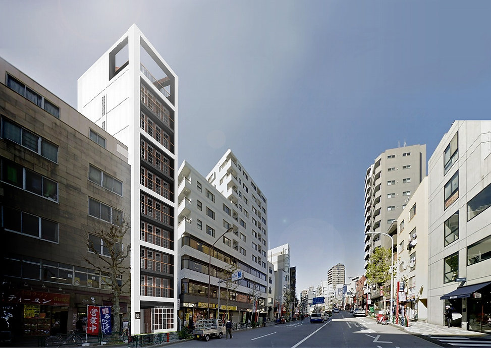 s-Nishiwaseda Project Render01.jpg