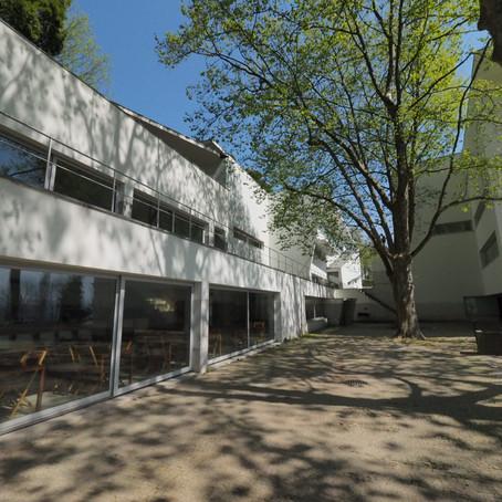 建築の旅 01ポルト大学