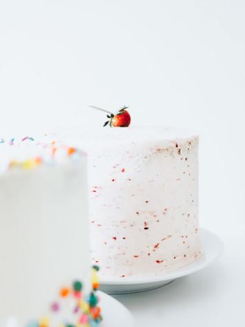 Funfetti & Wild Strawberry