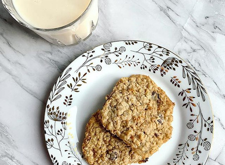 Oatmeal Chocolate Chip Cookie - UPGRADED