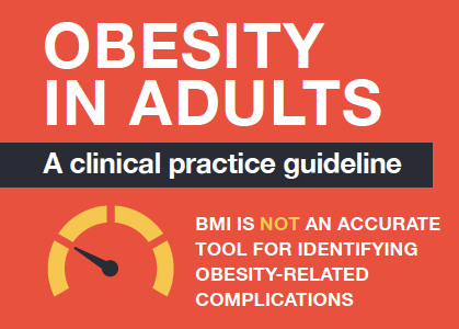A HAES® Aligned Dietitian Reviews New Clinical Practice Guidelines for Obesity