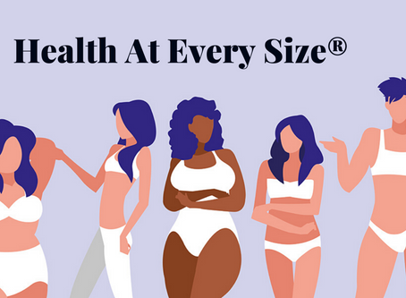 HAES®: Introduction to the Health at Every Size approach