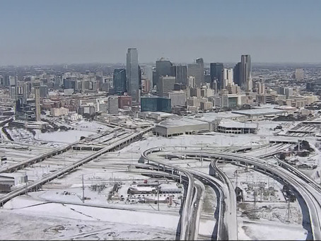 Arctic Outbreak Brings Extreme Weather to Central and Southern U.S.