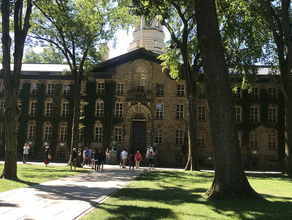 Princeton Announced Outdoor Graduation in May