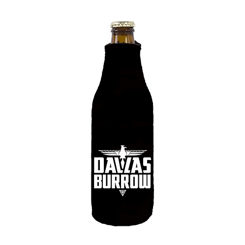 Dallas Burrow Bottle Koozie