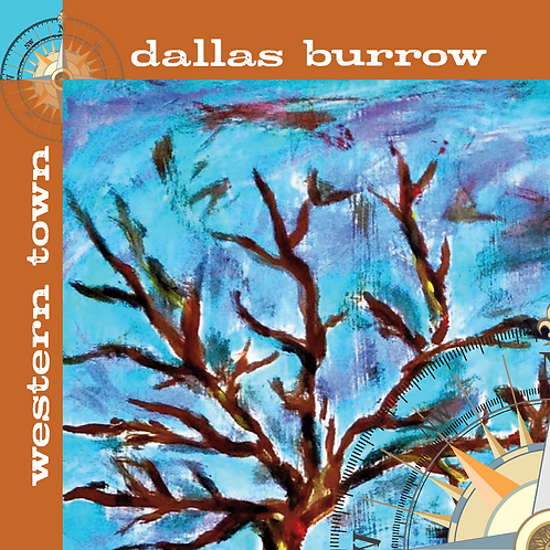 Dallas Burrow - Western Town