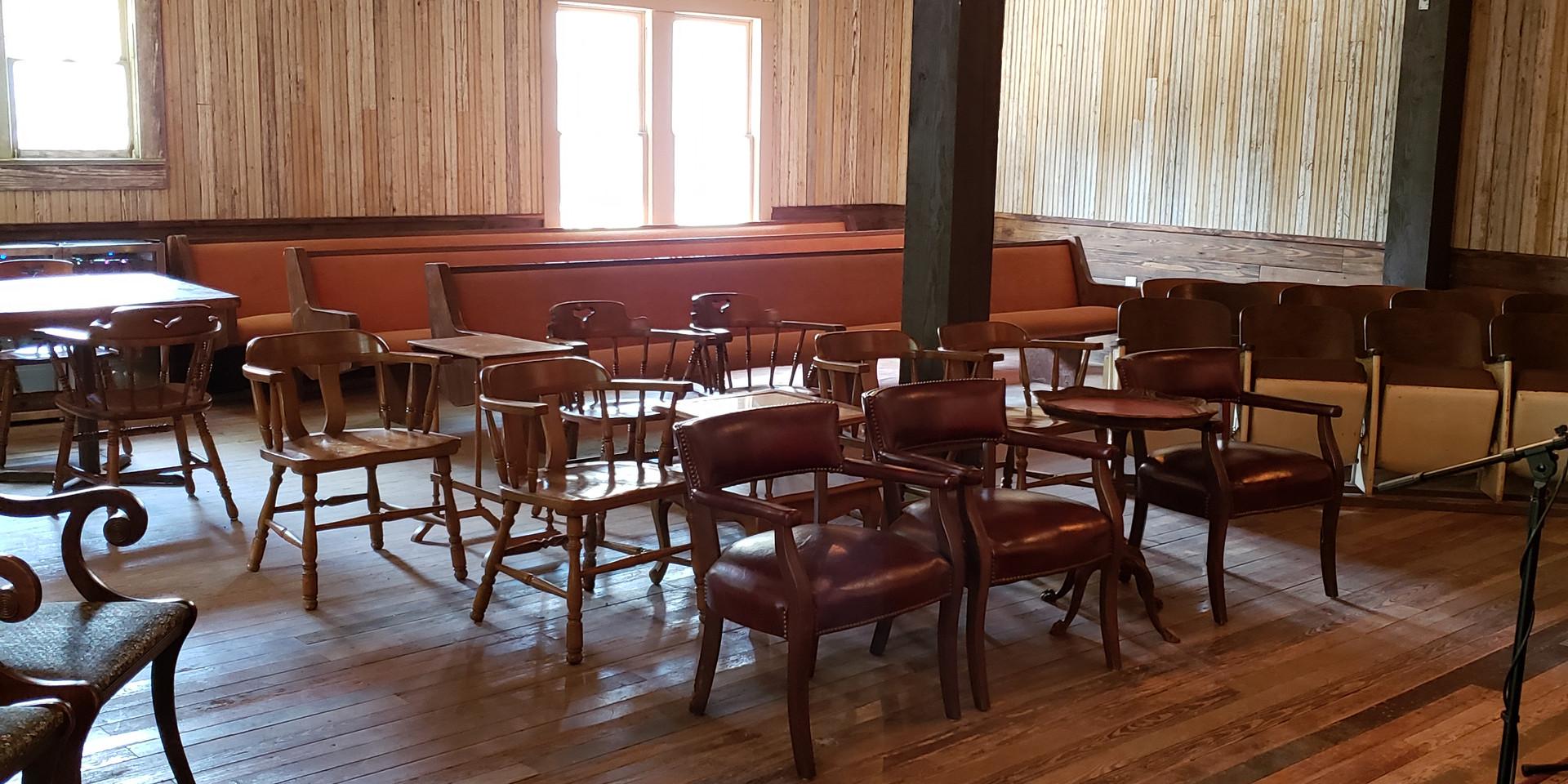 The Redbird Listening Room