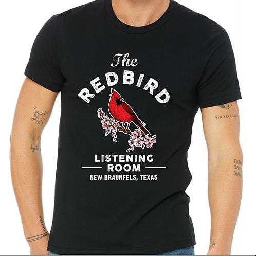 Redbird Black T-shirt