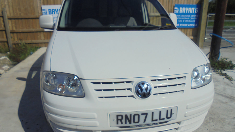 2007 Volkswagen Caddy 2.0SDI PD 69PS. 150,000 miles