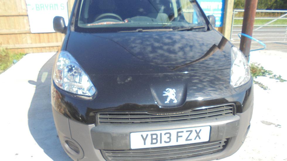 Peugeot Partner 2013 panel van 91,000 miles