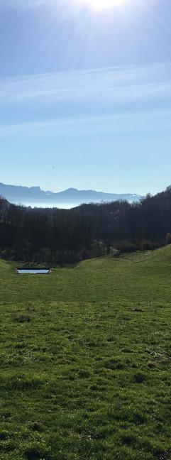 En direction de la Tour de Clermont (29, 50km) - Crédit photo : Trace De Trail (tous droits réservés)