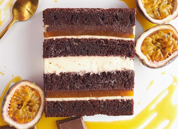 Тропический шоколад