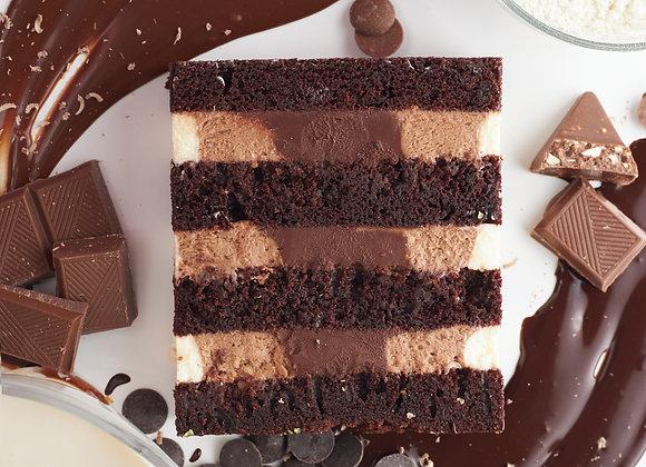 Двойной шоколад