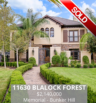 11630 Blalock Forest St Houston TX 77024
