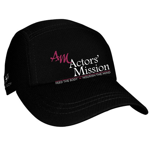Actors' Mission Baseball Cap