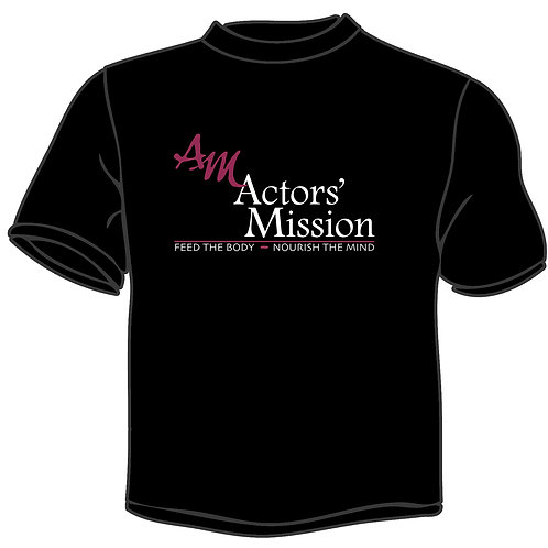 Actors' Mission Tee