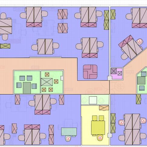 Digitalisation des données des bâtiments