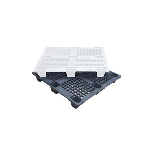 Eco Pallet de plástico Vazado 1,00M x 1,20M