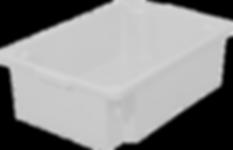 Caixa Plástica Pescados e Frigoríficos 42 L