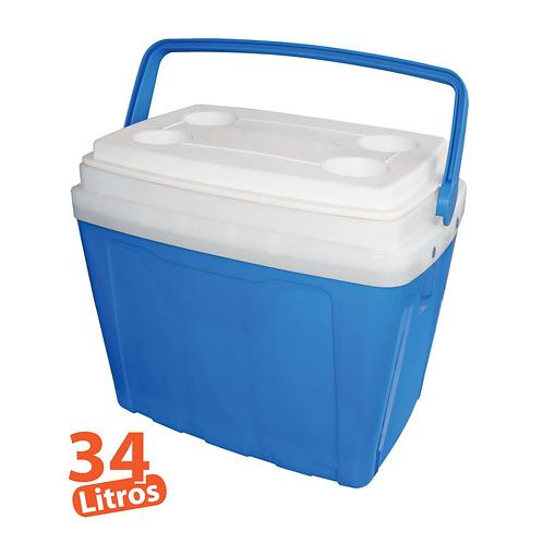 Caixa térmica - 34 litros