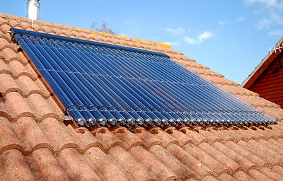 Sıcak Sulu Güneş Enerjisi Sistemleri