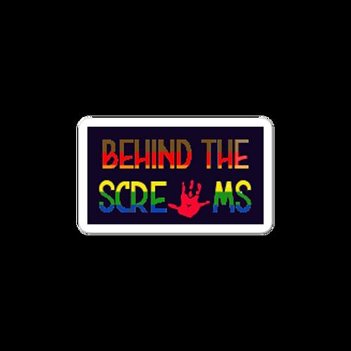 LGBTQ+ Logo Sticker