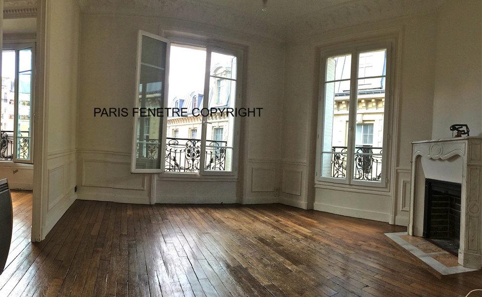 Changer Fenêtre Haussmannienne à Paris Et Idf