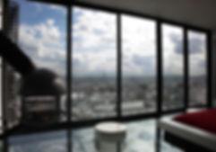 baie vitrée paris