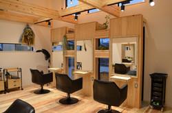 hair salon raff