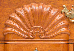 Townsend Kneehole Bureau