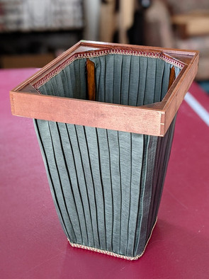 Sewing Table Basket