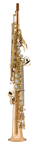 "Selmer ""LaVoix II"" SSS280R Step-Up Soprano Saxophone"