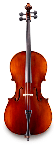 Samuel Eastman VC95SBC Student Cello Outfit
