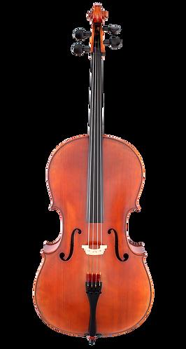 Scherl & Roth SR75E Advanced Cello Outfit