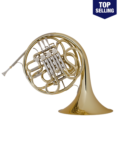 C.G. Conn 6D French Horn