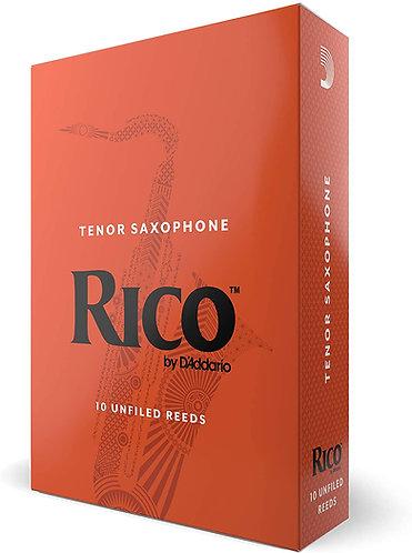 Rico Tenor Sax Reeds Box of Five