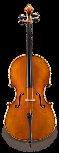 Wilhelm Klier VC702SBC Professional Cello Outfit