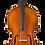 Thumbnail: Wilhelm Klier VC702SBC Professional Cello Outfit