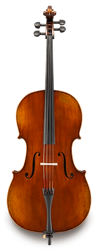 Ivan Dunov VC401SBC Step Up Cello Outfit