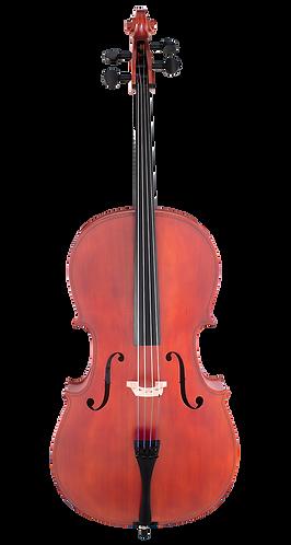 Scherl & Roth SR44E Student Cello Outfit