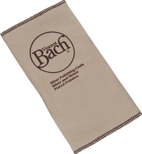 Bach Deluxe Polishing Cloth Silver