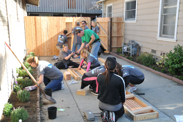 Corporate convention service project