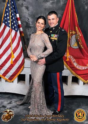 Marine Corps Ball photographer