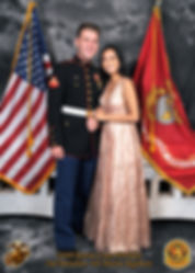 san diego marine corps ball photographer