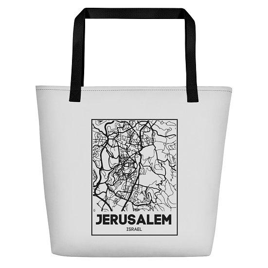 Beach Bag Jerusalem