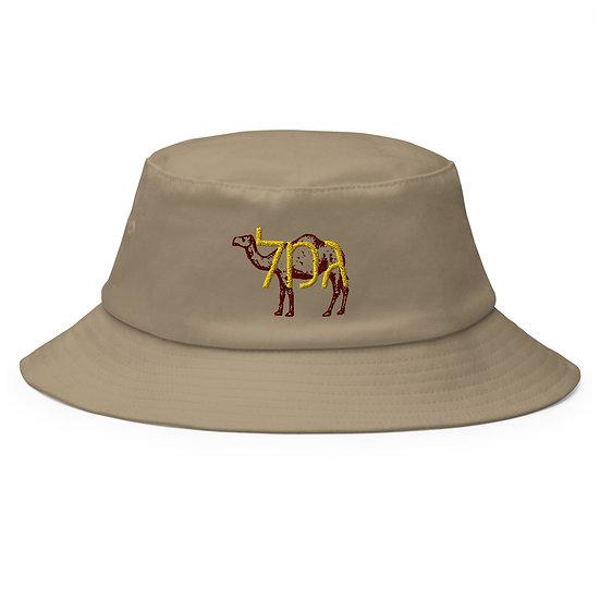 camel bucket hat