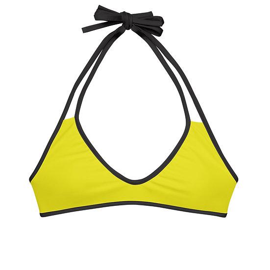 reversible neon bikini top